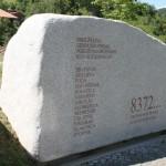 Srebrenica Memmorial