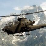Pakistan Army Cobra Helicopter
