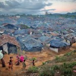 Kutupulung Refugee Camp, Cox Bazar - Bangladesh