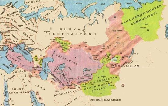 Turan – A United Turkic Nation?