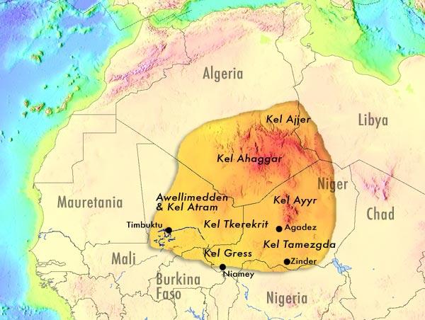 Tuareg Confederacies
