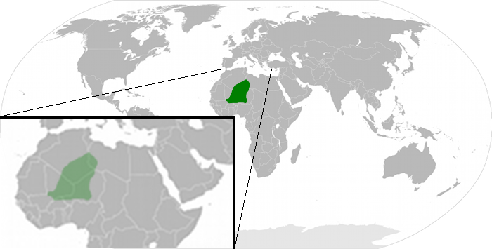 Expansion of the Tuareg