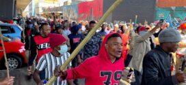 South Africa – The Drift Towards Civil War
